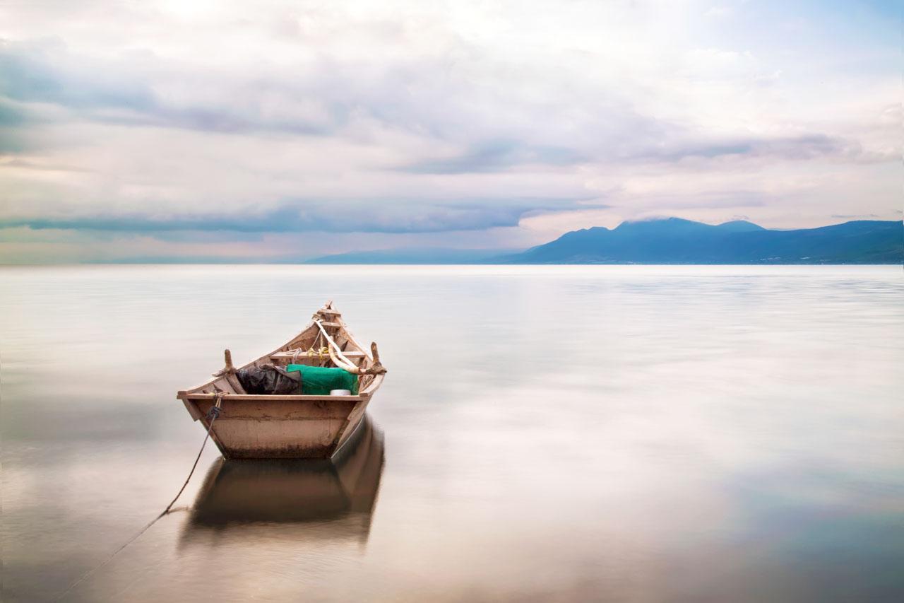 Solitary Shores