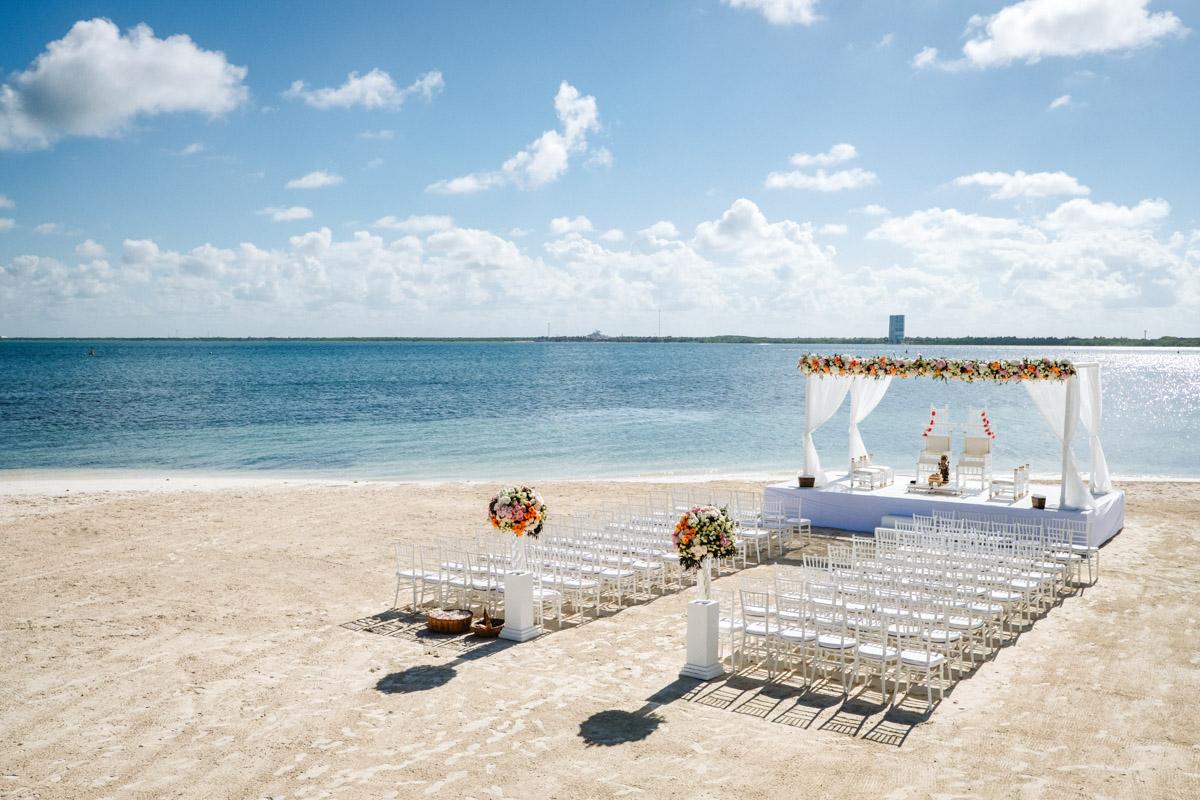 Nizuc Wedding Venue