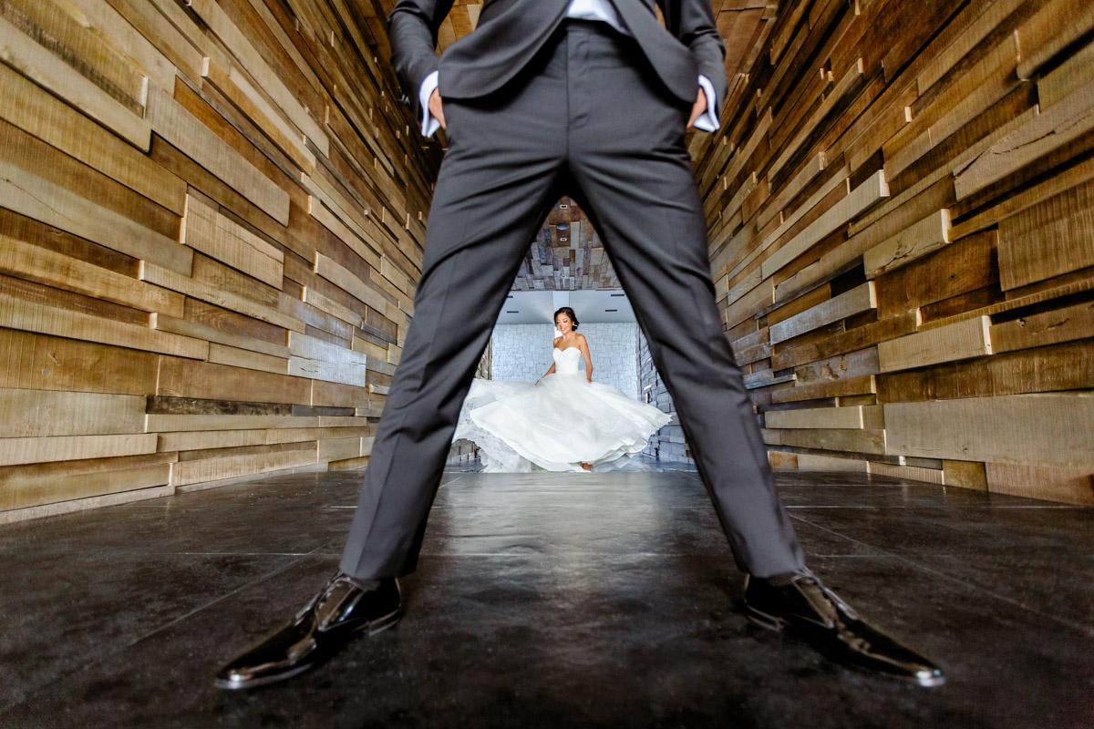 Bride And Groom Nizuc Cancun