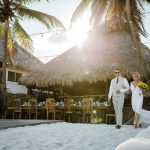Akiin Beach Wedding