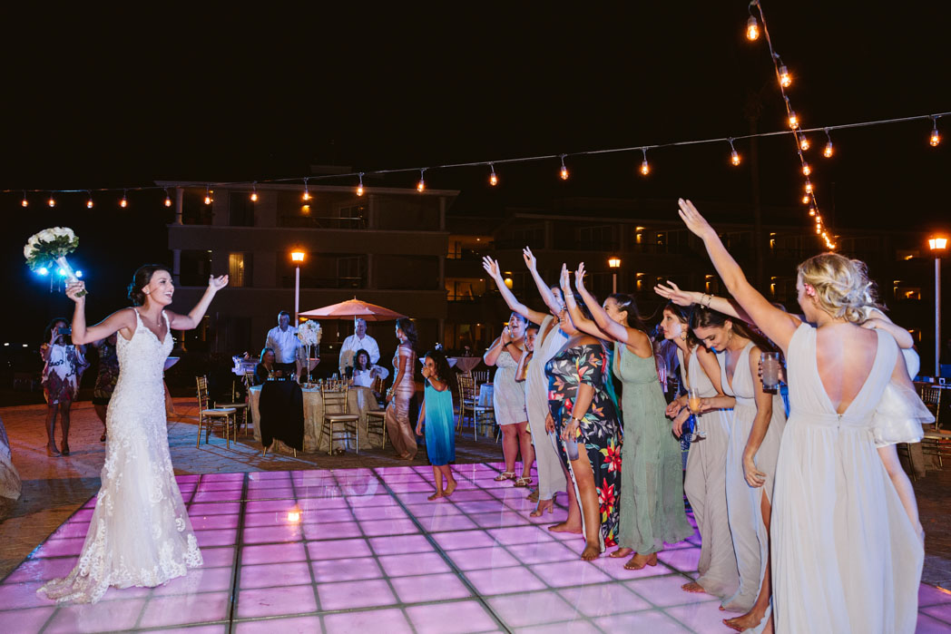 Moon Palace Cancun Destination Wedding Emily Jesse