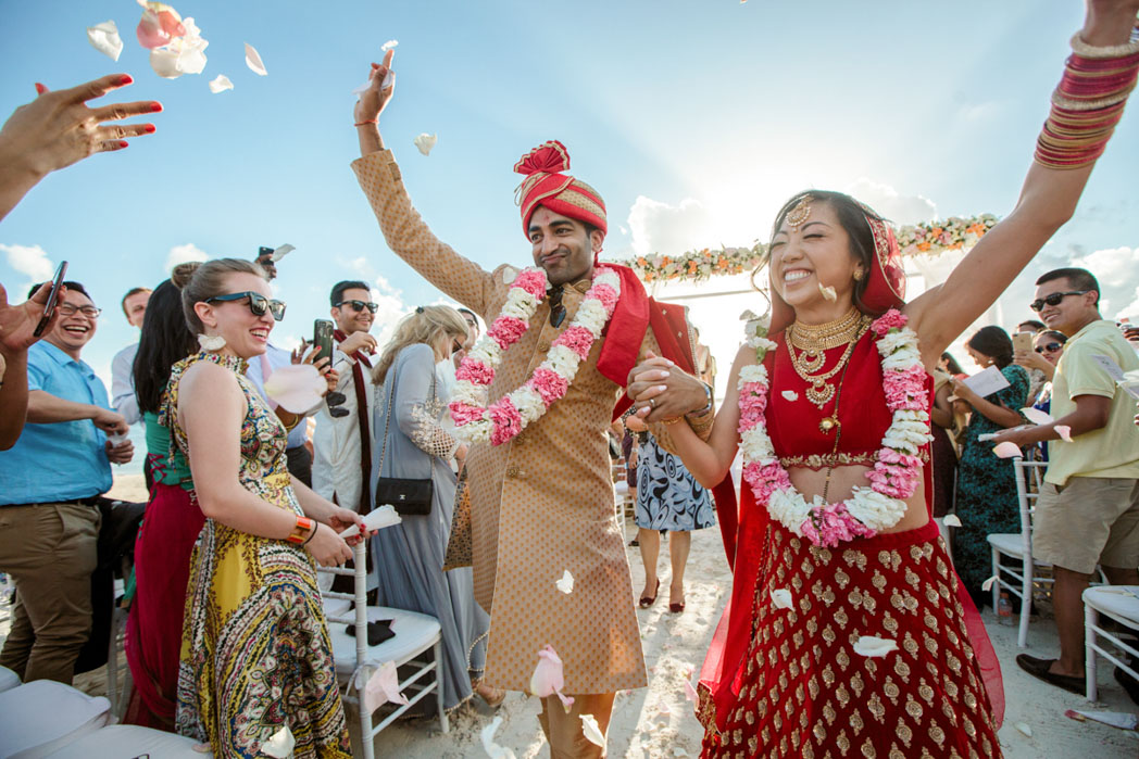 Hindu Wedding Ceremony cancun
