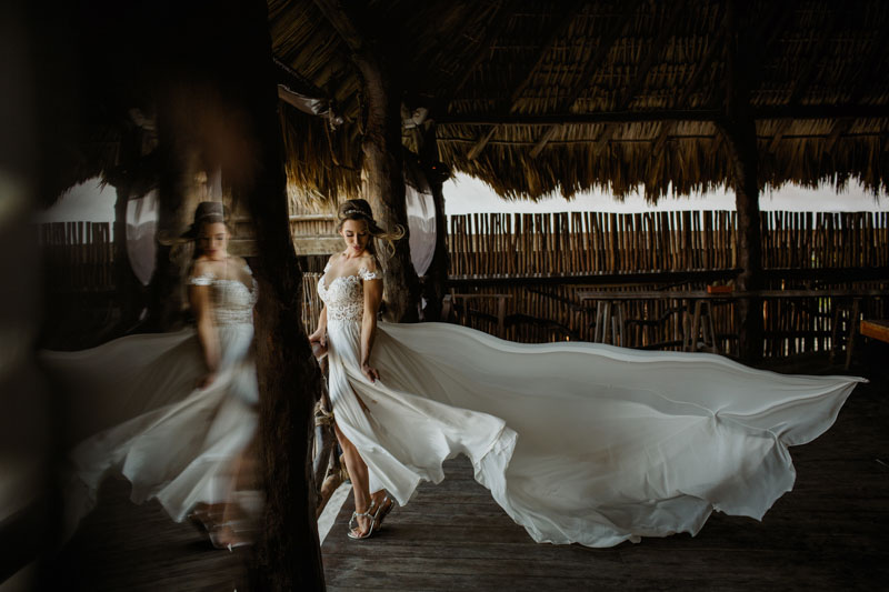 Wedding Akiin Beach Tulum