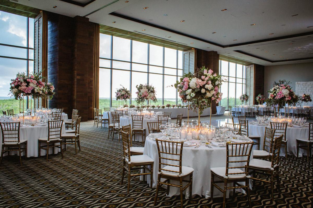 Wedding Reception Nizuc Cancun
