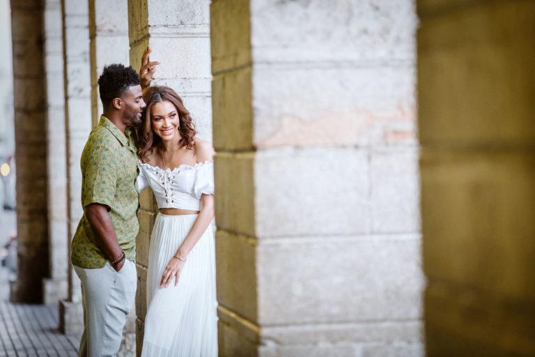 Engagement photographer Yucatan