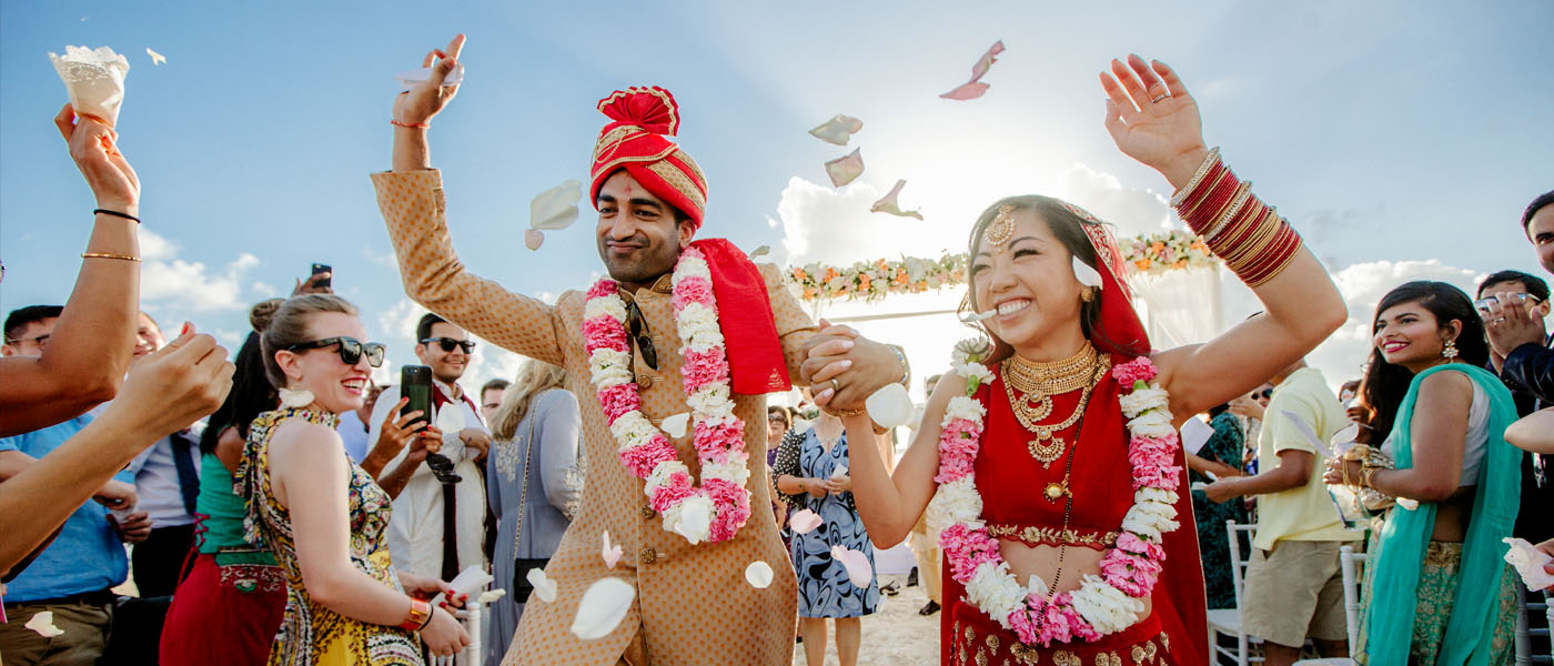 Nizuc Wedding Cancun