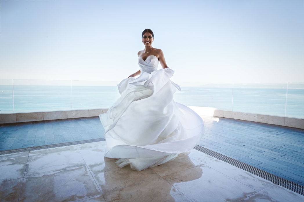 Bridal Portraits Puerto Vallarta