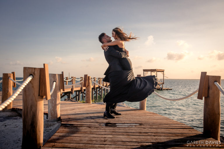 Cancun Engagement Session