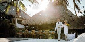 Akiin Beach Wedding