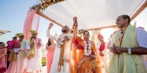 Hindu Wedding Riviera Maya